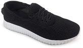Rockland Black & White Easy Sneaker