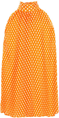 Paul & Joe Polka-dot Silk Top