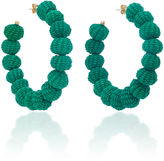 Mercedes Salazar Candongas Hoop Earrings