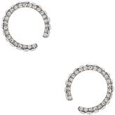 Magda Butrym Small Zirconia Earrings