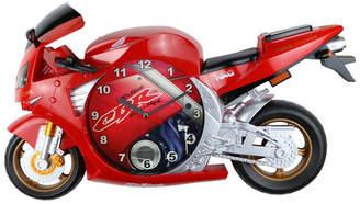 Orient Three Star Motorcycle Children Wall Clock