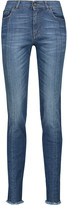 Tom Ford Mid-rise slim-leg jeans