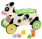 Bigjigs Toys Cow Ride On by Bigjigs Toys