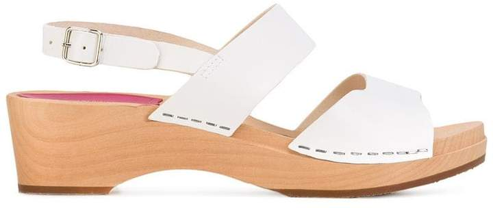 Swedish Hasbeens Helena sandals