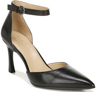 Naturalizer Ankle-Strap Leather Pumps - Aurelia