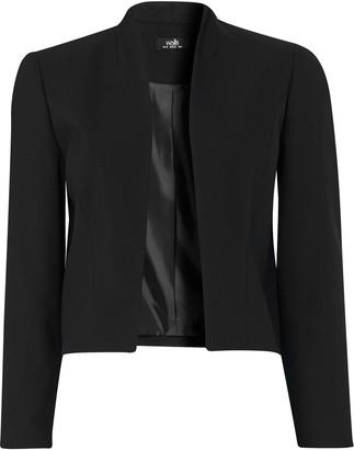 Wallis Black Cropped Jacket