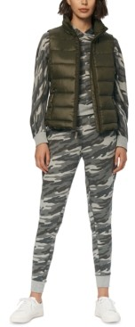 Andrew Marc Packable Puffer Vest