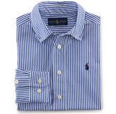 Ralph Lauren 2-7 Philip Striped Dress Shirt