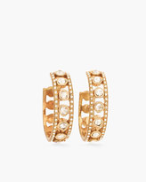 Chico's Kinsley Hoop Earrings