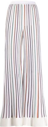 Missoni Striped Knit Trousers