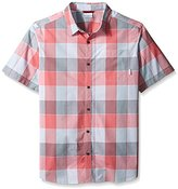 Columbia Men's Plus Size Big Thompson Hill Ii Yarn Dye Shirt