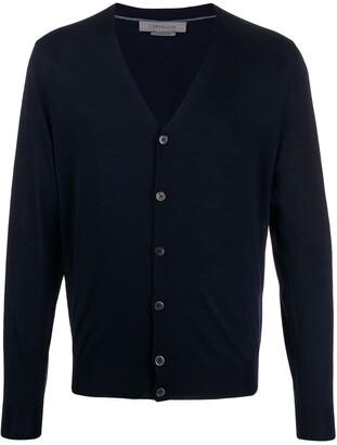 Corneliani knit V-neck cardigan