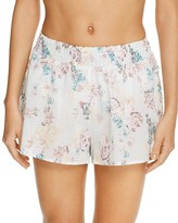 MinkPink Secret Garden Swim Cover-Up Shorts