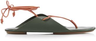Ulla Johnson Aidy Leather Sandals