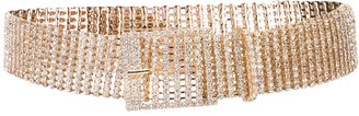 B-Low the Belt Crystal Embellished Belt