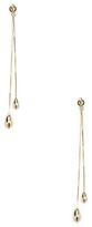 Saks Fifth Avenue Women's 14K Yellow Gold Bead Dangle Earrings