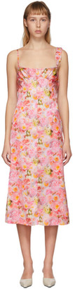 Commission Pink Bralette Purse Dress