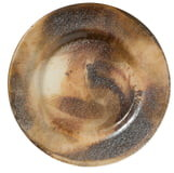 Vietri Earth Glass Rimmed Charger Plate