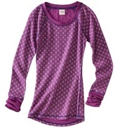 Mossimo Juniors Long Sleeve Thermal Top - Assorted Colors