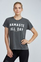 Spiritual Gangster Namaste All Day Concert Tee