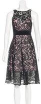 Jay Godfrey Lace Knee-Length Dress w/ Tags