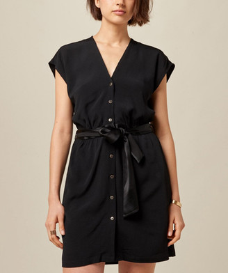 Sessun Black Esperanza Dress - Size S