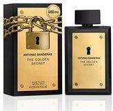 Antonio Banderas The Golden Secret for Men Eau de Toilette Spray, 6.75 Ounce