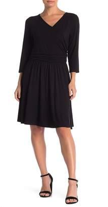 Loveappella Cross Front Dress