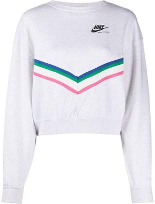 Nike Windrunner Fleece Retro Strip sweatshirt