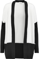 Vince Two-tone cashmere cardigan