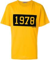 Calvin Klein 1978 colour-block T-shirt
