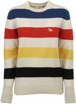 Kitsune Striped Sweater