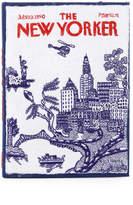 Olympia Le-Tan Olympia Le Tan Central Park Book Clutch Bag