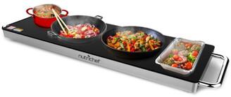 Nutrichef Electric Warming Tray/Food Warmer