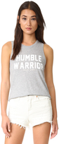 Spiritual Gangster Humble Warrior Muscle Tank