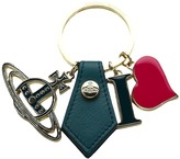 Vivienne Westwood I Love Orb Gadget Key Ring Wallet