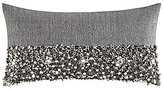Kate Spade Lacey Daisy Jeweled Breakfast Pillow