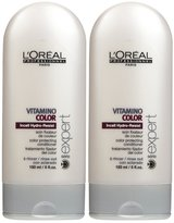 L'Oreal Professional Serie Expert Vitamino Color Conditioner - 5 oz - 2 pk
