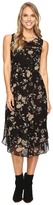 Lucky Brand Heather Floral Dress