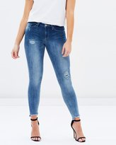 Only Carmen Regular Ankle Denim Jeans