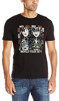 Lucky Brand Men's Kiss Tour 79 Graphic Tee