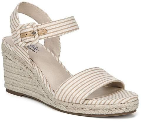 b49c220569c Tango Stripe Print Espadrille Wedge Sandal - Wide Width Available