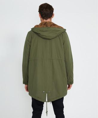 Arvust Chamber Jacket Army Green