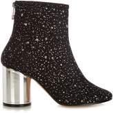 Maison Margiela Glitter-embellished ankle boots