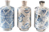 3r Studio Set of 3 Terra-Cotta Vases