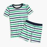 J.Crew Kids' short pajama set in cabana stripes