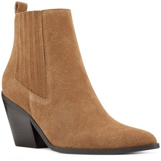 Nine West Lexa Women's Leather Ankle Boots