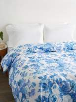 Peacock Alley Lauren Cotton Duvet Cover