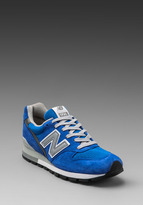 New Balance Made in the USA Classic M996