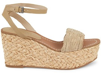 Splendid Marlene Woven Platform Wedge Sandals